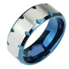 COI Jewelry Aircraft Grade Titanium Ring - JT1752