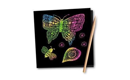 Melissa Doug Scratch Art Doodle Pad 5947 80f8f519-9662-454a-960d-5f60007a3947