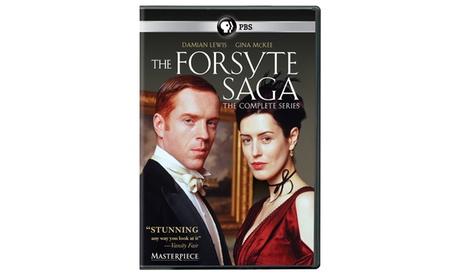Masterpiece: Forsyte Saga: The Complete Series DVD e177ba0a-bf98-442a-b1b2-a4e3b21f30e1