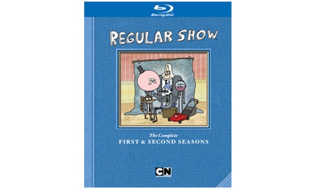 Cartoon Network: Regular Show Season 1 and Season 2 (Blu-ray) 2e271194-ddcf-4613-b4c4-d256e55477ec