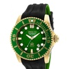 Invicta 20202 Green Dial Pro Diver Automatic 3 Hand Mens Watch