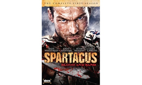 Spartacus: Blood and Sand-The Complete First Season Repackage 81d2f370-0ccc-4c01-aa5e-12a7c70129d6