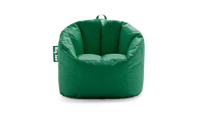 Pleasing Big Joe Milano Bean Bag Chair Multiple Colors Machost Co Dining Chair Design Ideas Machostcouk