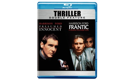 Presumed Innocent, Frantic (Double Feature) (BD) 5f2d0eb2-d59d-4834-86ff-77ef90fb4efc