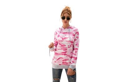 Floral Hoodie Shirt