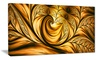Golden Dream - Large Abstract Wall Art