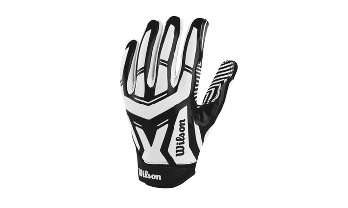Wilson The Authority Skill Glove White Large
