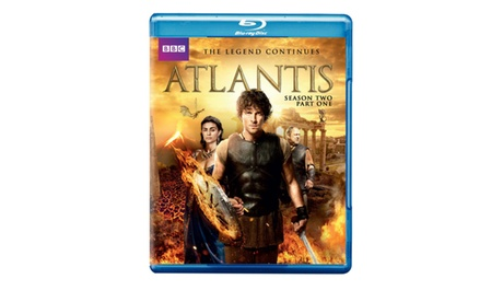 Atlantis: Season Two Part One (Blu-ray) d721a466-0264-47de-a833-de8ae111095f
