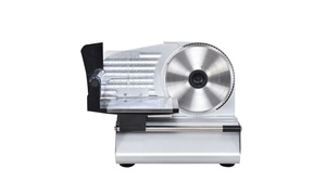 7.5'' Blade Electric Meat Slicer Cheese Deli Meat Food Cutter Kitchen