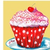 Wendra Cupcake Canvas Print