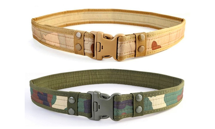 Strengthen Belt Sports ABS Buckle Nylon Oxford Fabric