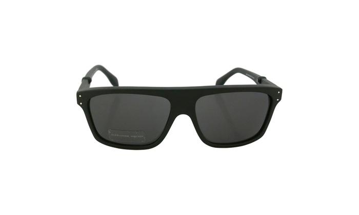 Alexander McQueen 4209/S 0QHC E5 Matte Black