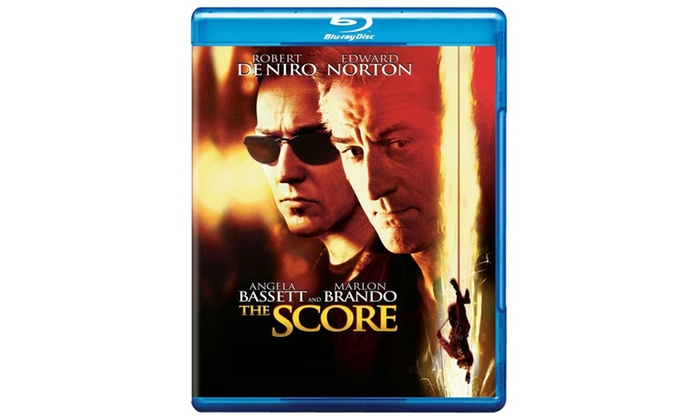 Score, The (BD)