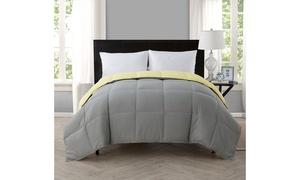 Caribbean Joe Reversible Down-Alternative Comforter