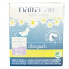 Natracare Natural Pads Ultra Long With Wings - 10 Pads (Pack of 1 )