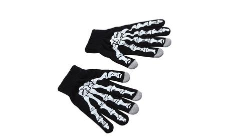 Unisex Skeleton Winter Touch Screen Gloves a2c79e21-b0e1-42ac-ab74-73dd6902964e
