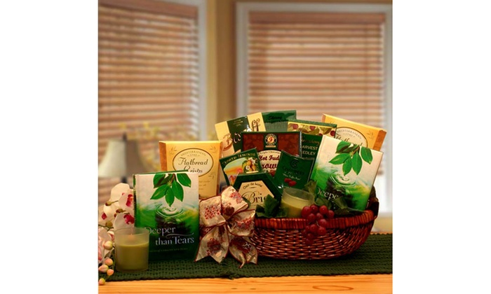 Deeper Than Tears Condolence Gift Basket  sc 1 st  Groupon & Deeper Than Tears Condolence Gift Basket | Groupon