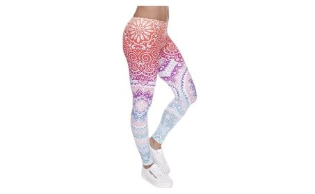 Women's Printed Leggings Many Designs Yoga Pants Activewear 3b962851-57f4-4a57-8bd6-539fafb79f86