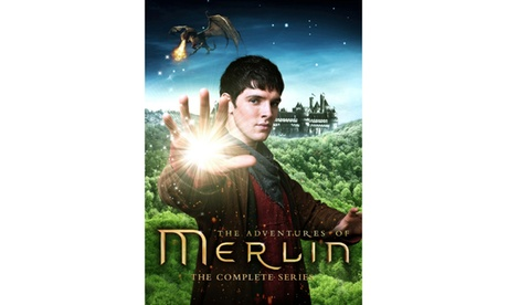 Merlin Complete Series Gift Set (DVD) 8b604fcc-a9ff-4e78-8227-4e9b98262807