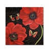 Daphne Brissonnet Petals and Wings III Canvas Print