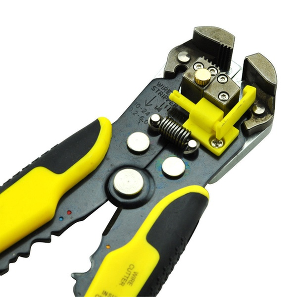 1 Professional Automatic Wire Stripper Cutter Crimper Pliers Terminal Cable Tool