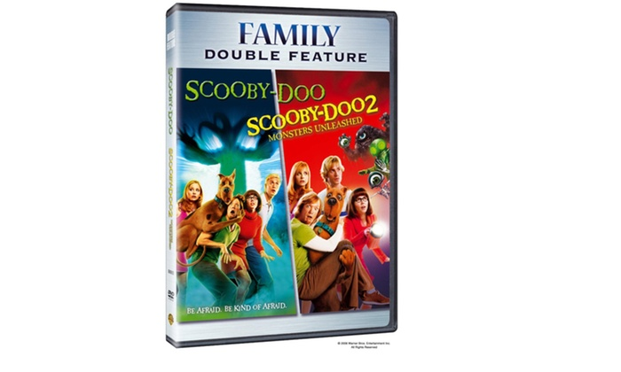 Scooby Doo The Movie Scooby Doo 2 Monsters Unleashed Groupon