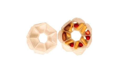 Pill Box Organizer Round 2 Boxes per Pack 7 Day 97b90d47-eda7-43f4-b1f6-03fcb8ab3aef