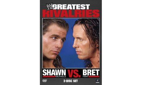 WWE: Shawn Michaels vs. Bret Hart 4939953a-82be-4644-85c2-cdd3170365af
