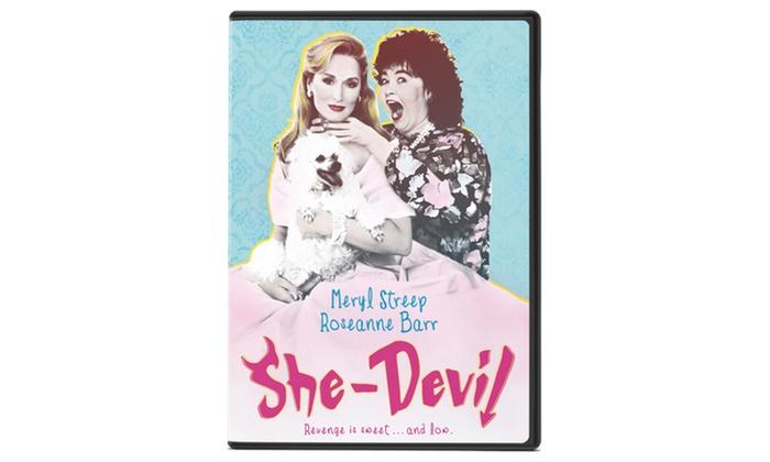 Groupon Goods: She-Devil DVD