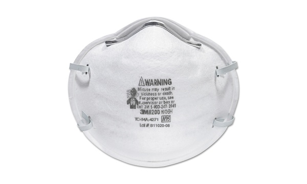 3m 20 pack n95 particulate respirator masks