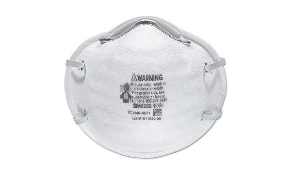 n95 mask sanding