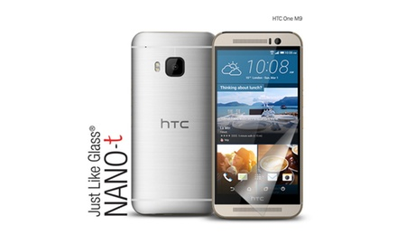 HTC One M9 Just like Glass® NANO-t Screen Protector
