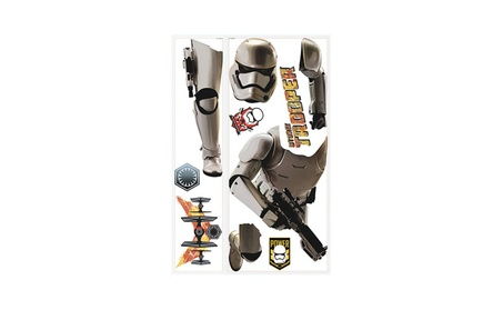 Roommates Star Wars The Force Awakens Stormtrooper Giant Wall Decals a664c05b-1469-4bff-bd78-33277cce5bd8