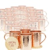 Moscow Mule Copper Mugs Set of 40 - (Classic)