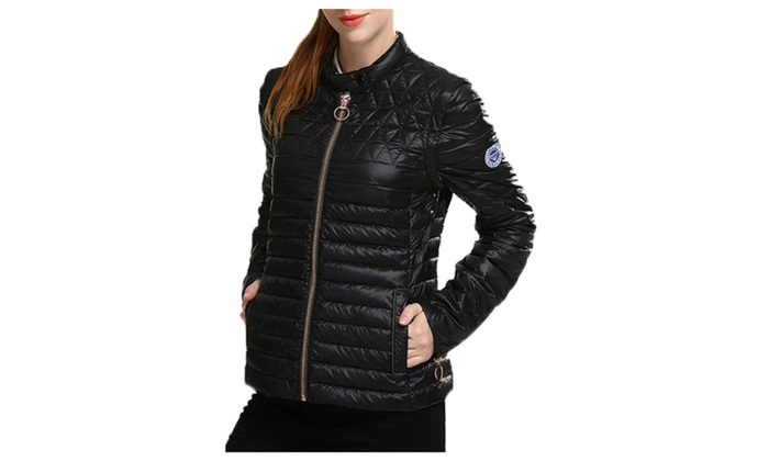 Women's Fashion Warm Insulated Autumn Down Jackets