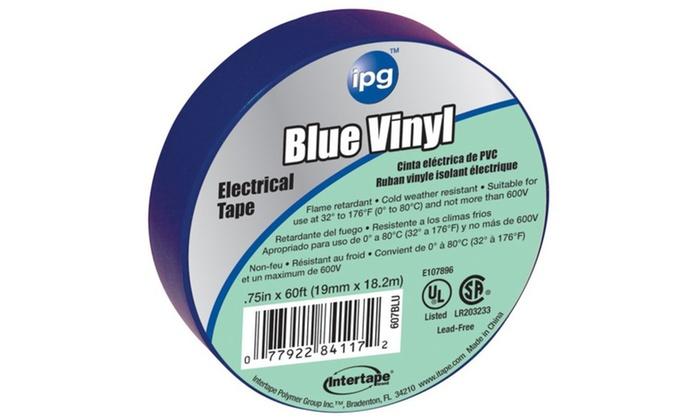 Elec Markng Tape Blu