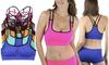 Groupon Goods: Women's Seamless Multi-Strap Sports Bras