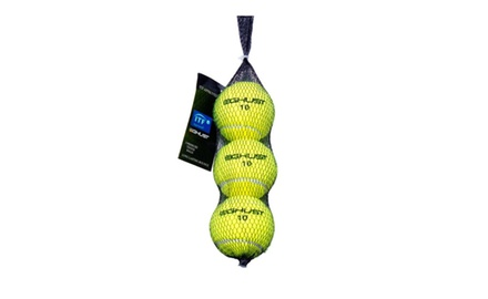 GHUST Tennis Balls (3 Balls/Single Bag)