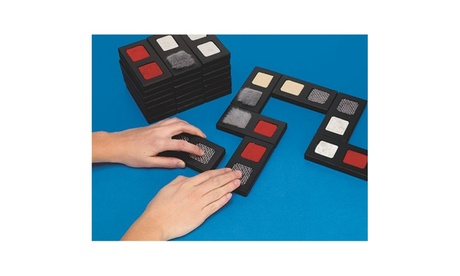 Tactile Dominoes (set of 28) 5028baec-363a-4102-bbb6-3aab6583a886