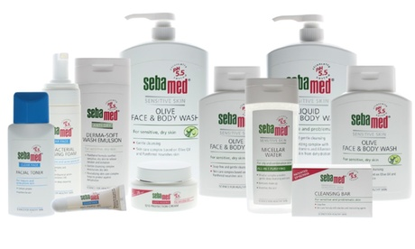 Sebamed Skin Care Products Choose from-Face Cream OR Cleanser OR other options