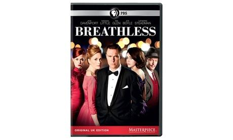 Masterpiece: Breathless DVD (U.K. Edition) 119b2c3e-78e9-4220-9337-3a9bbf9e685d