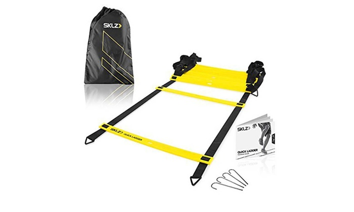 Sklz Quick Ladder Sports Trainer Outdoor Saq Sl0102 Groupon