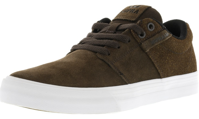 3cc901b2c8 Up To 48% Off on Supra Men's Stacks Vulc Ii Sn... | Groupon Goods