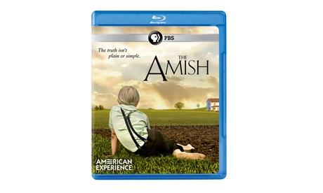 American Experience: The Amish Blu-ray 432b0d29-6e1e-409f-973a-72e308b17389