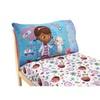 Doc McStuffins Toy Doc Toddler Sheet Set
