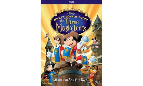 Mickey, Donald, Goofy: The Three Musketeers 10th Anniversary Edition 0d2fd99b-1545-4f1b-bf8e-33e882f7fe2f