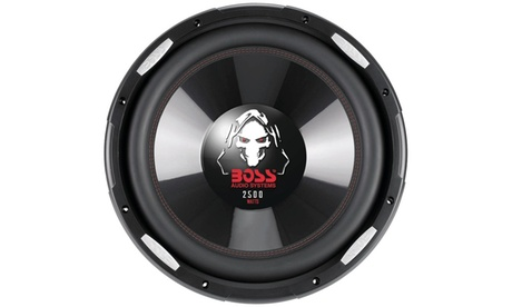 Boss Audio Phantom Series Dual Voice-Coil Subwoofer 15in 6096522c-7da8-4e25-8689-d75fdb2ffd96