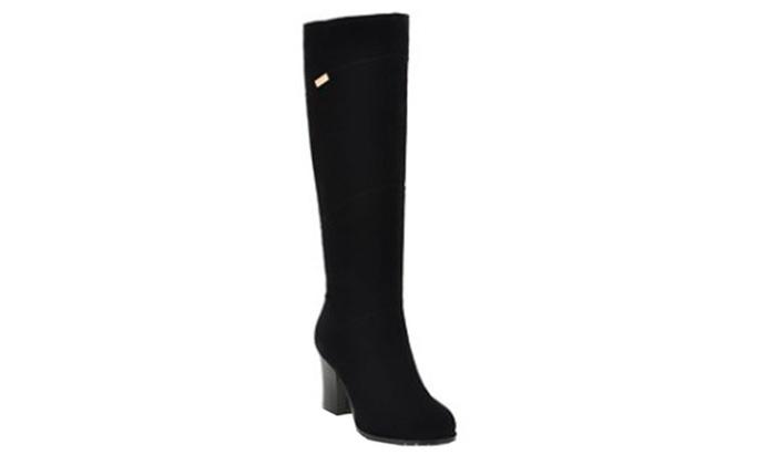 DPN Women's Autumn 2015 Long Boots
