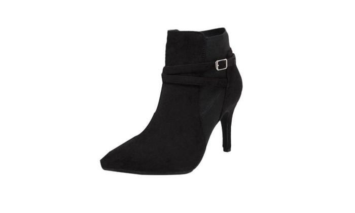 Women's Suede Fashion Martin Boots