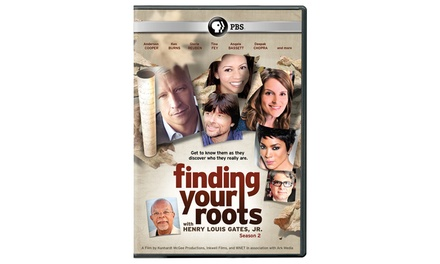 finding your roots season 2 dvd groupon. Black Bedroom Furniture Sets. Home Design Ideas